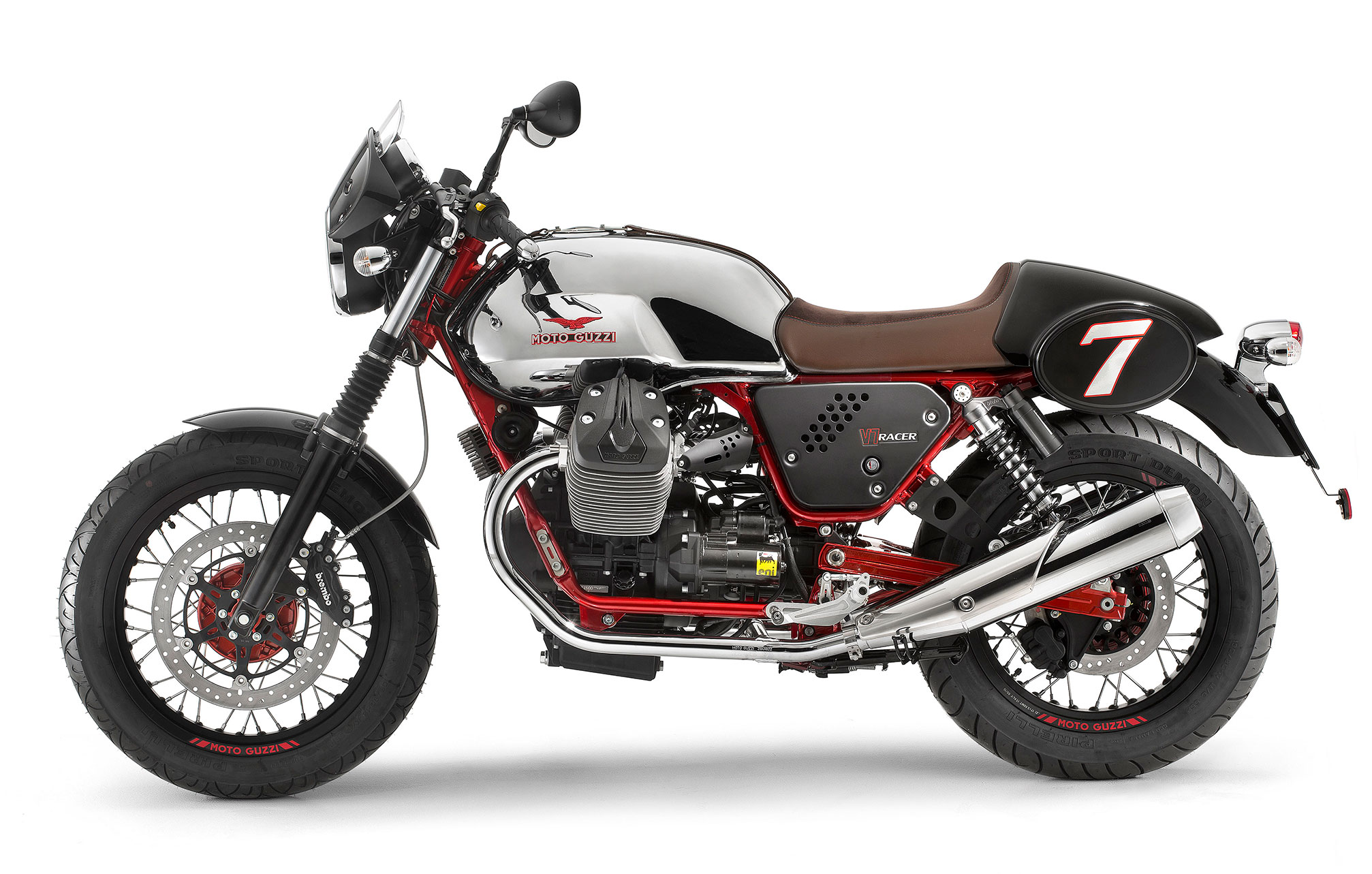 Moto Guzzi V7 Racer Limited Edition 2011 images #109579