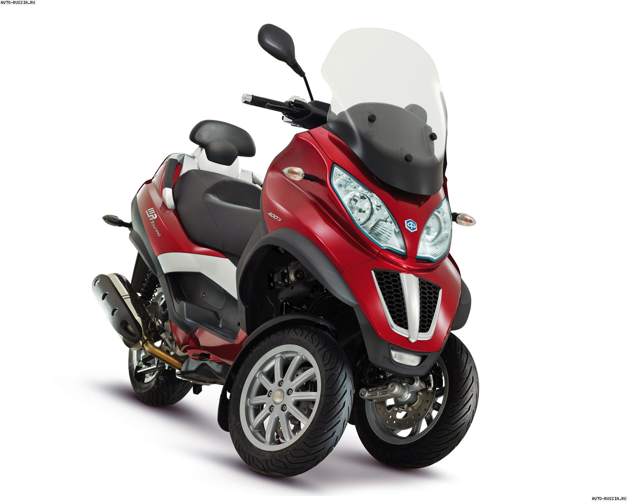 Piaggio MP3 Touring 125 2012 images #120337