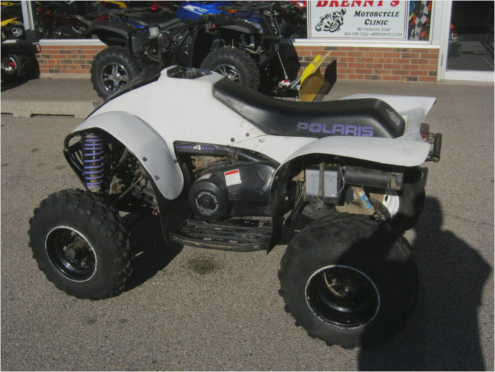 Polaris Scrambler 400 1999 images #120836