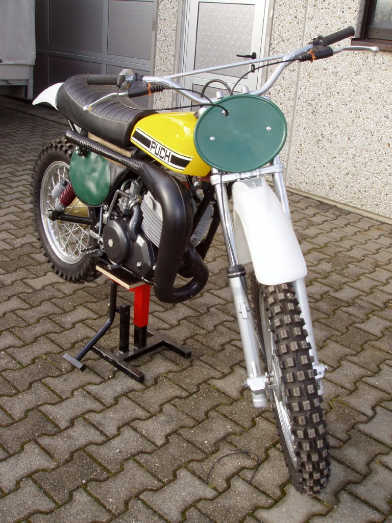 Puch GS 250 F 5 1985 images #121628