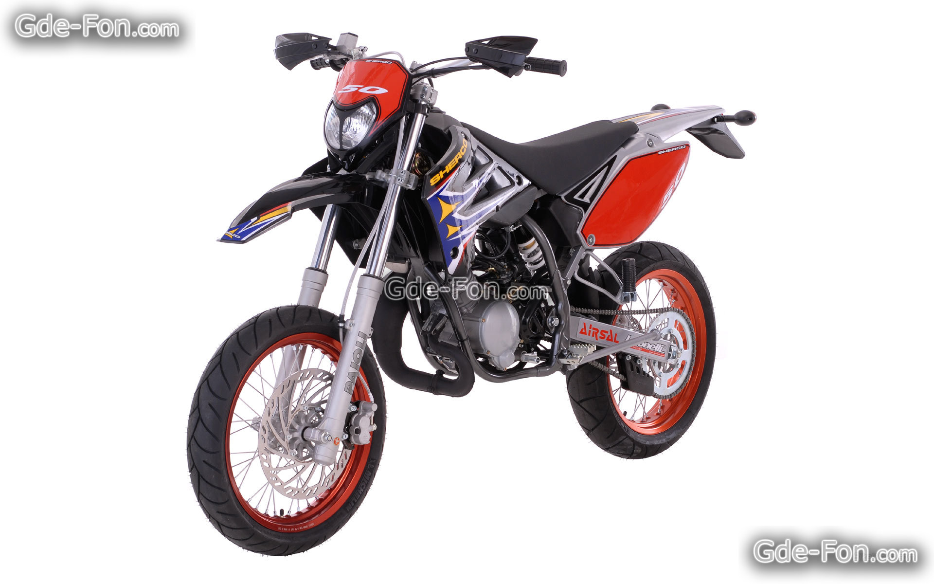 Sherco 5.1i 4T Supermotard images #124392