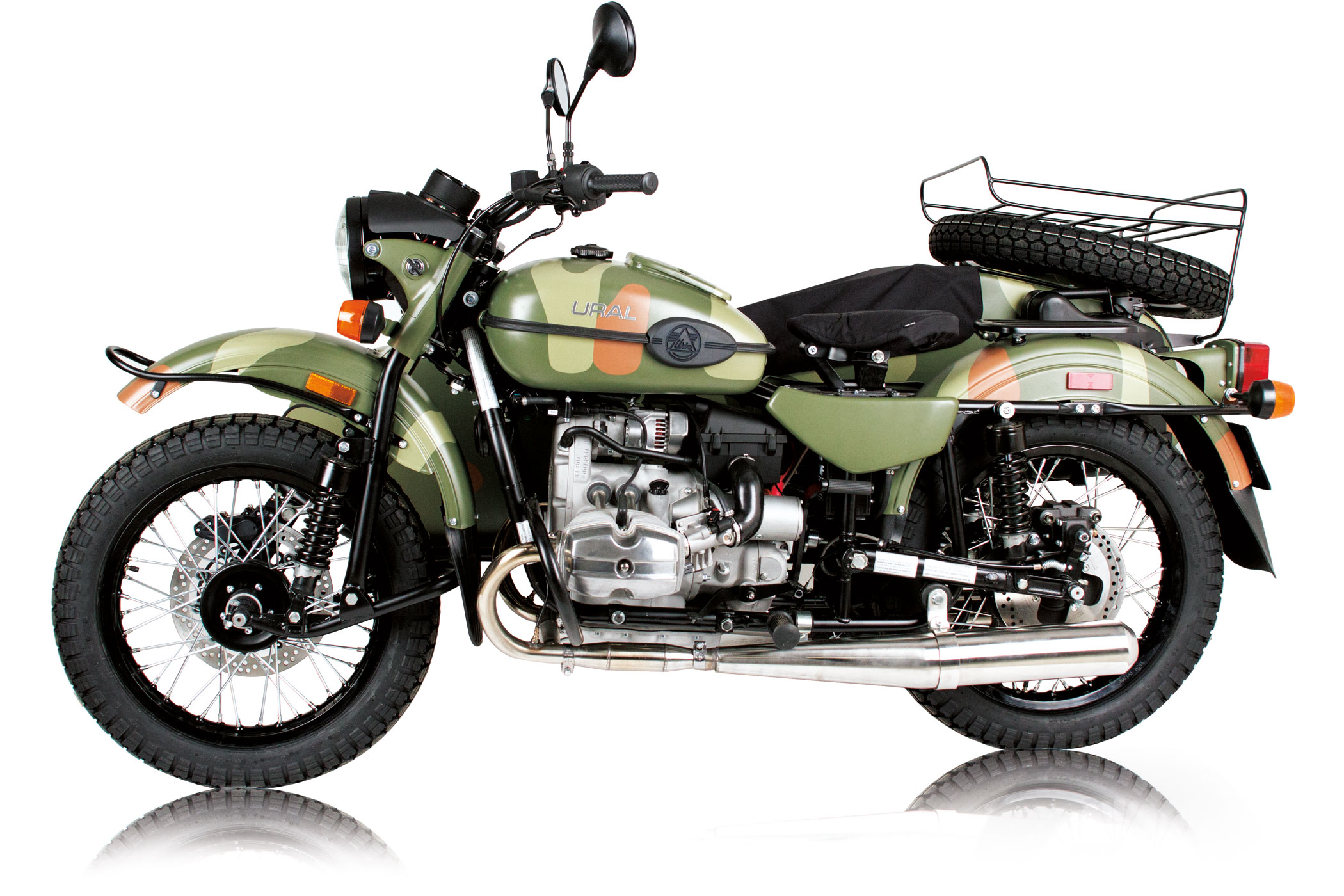 Ural Taiga 2WD Limited Edition images #129417