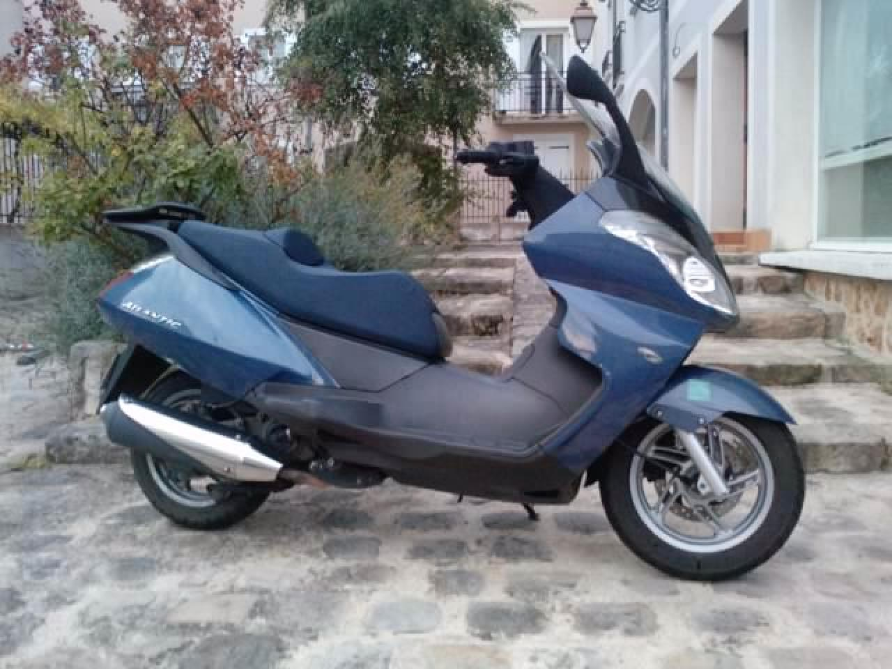 Aprilia Atlantic 125 images #75815