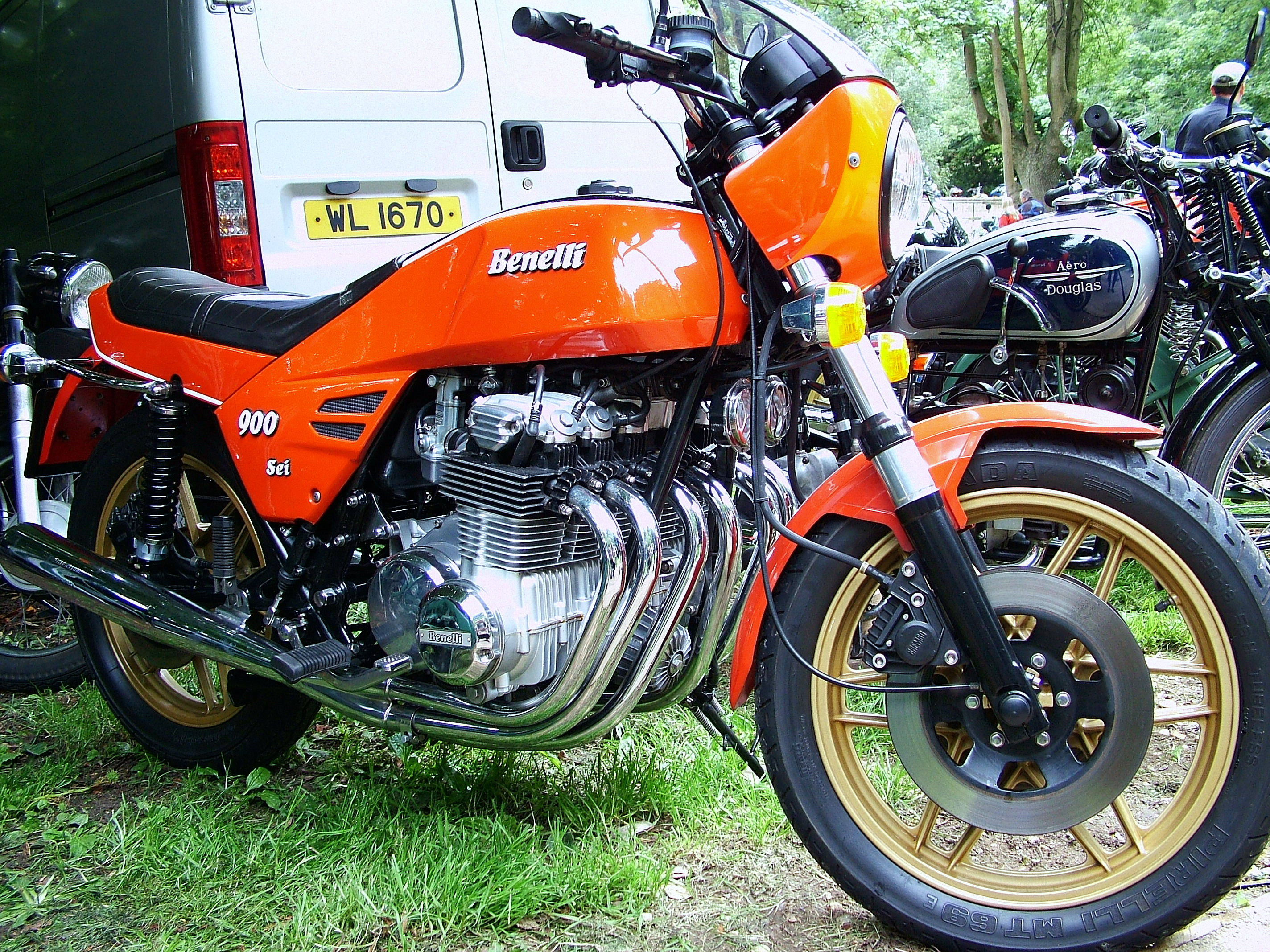Benelli 125 SE images #75913