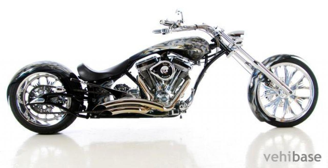 Big Bear Choppers Athena ProStreet 100 Smooth Carb 2010 images #63842