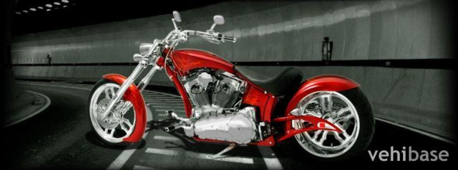 Big Bear Choppers Sled ProStreet 100 EFI wallpapers #136556