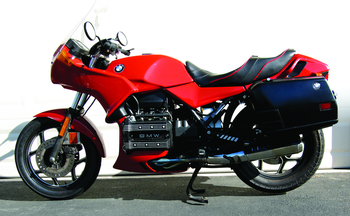 BMW K75RT images #77500