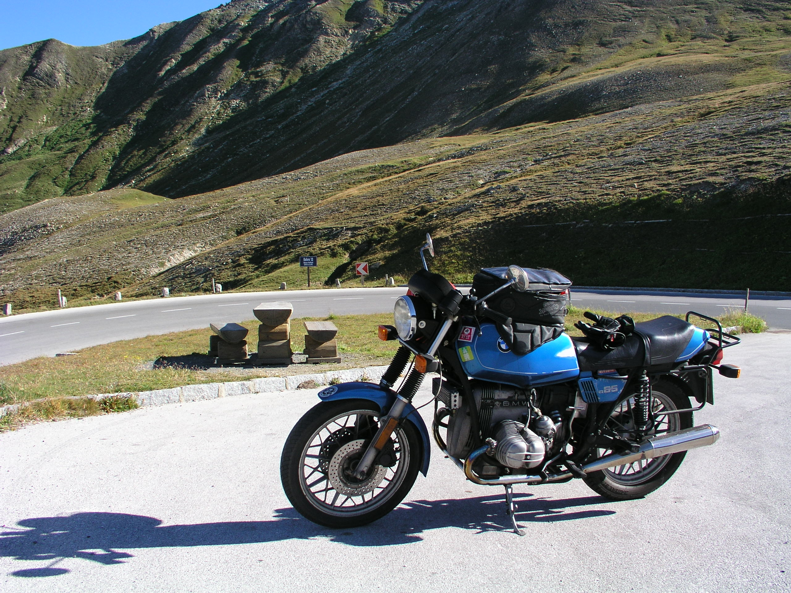 BMW R100RT Mono 1995 wallpapers #133194