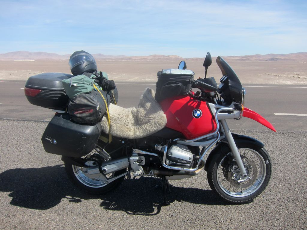 BMW R1100GS 1998 images #6326