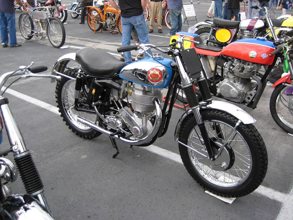 BSA 500 SS Gold Star 1971 images #93863