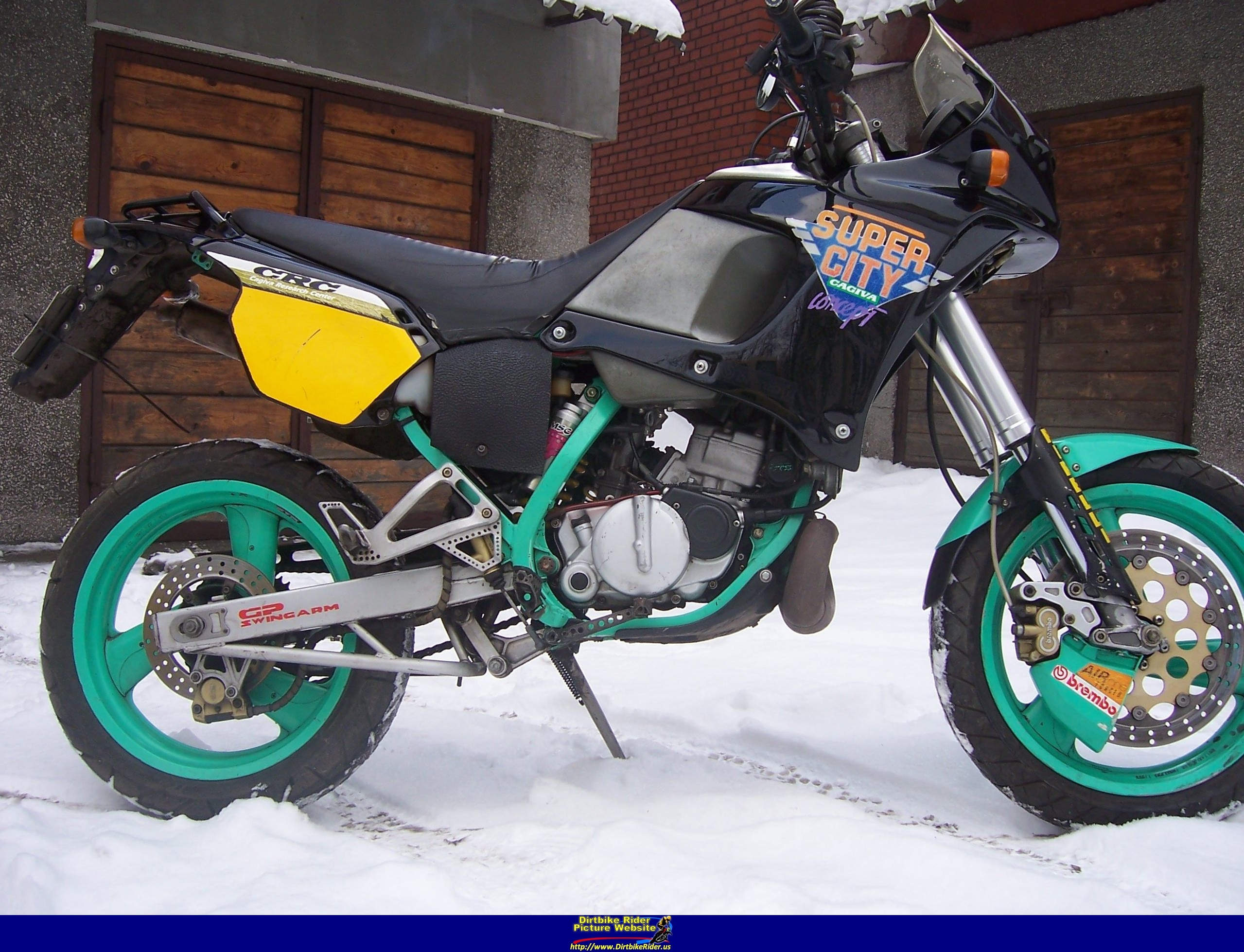 Cagiva Super City 125 2000 images #69298