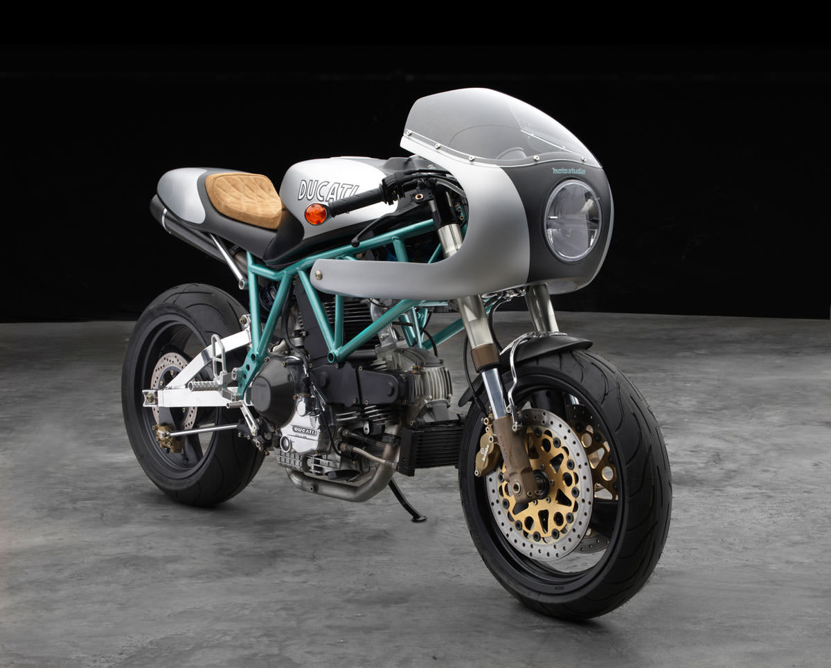 Ducati 750 SS 1994 images #78886