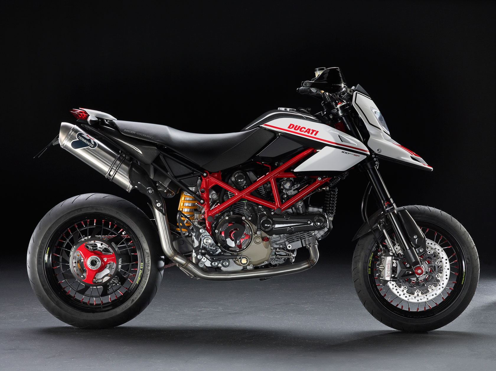 Ducati Hypermotard 796 images #79581