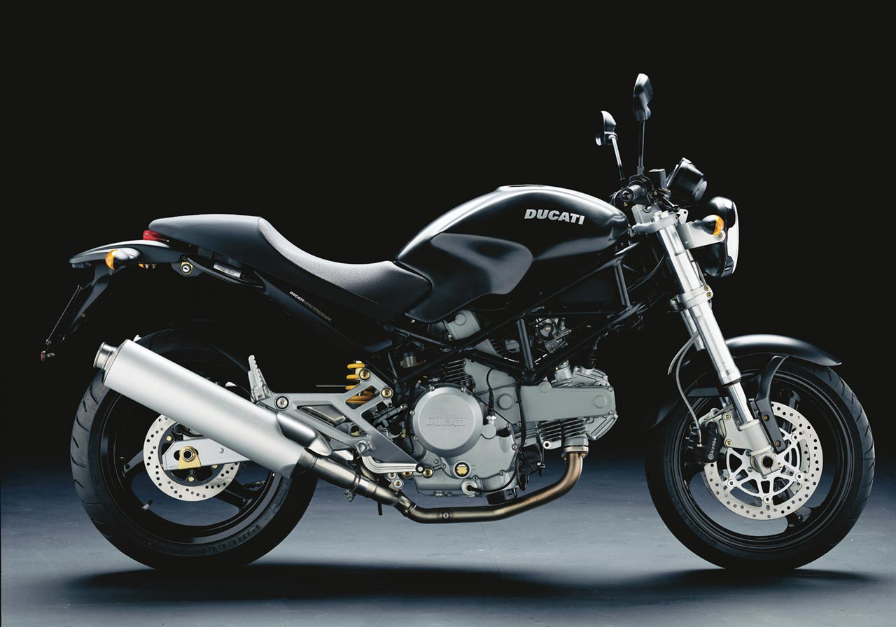 Ducati Monster 620 Dark 2006 wallpapers #12171