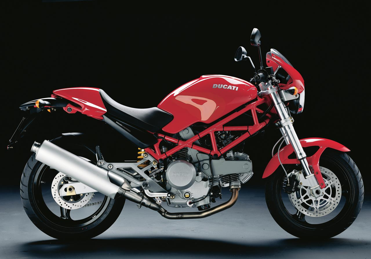 Ducati Monster 620 S 2006 wallpapers #15648