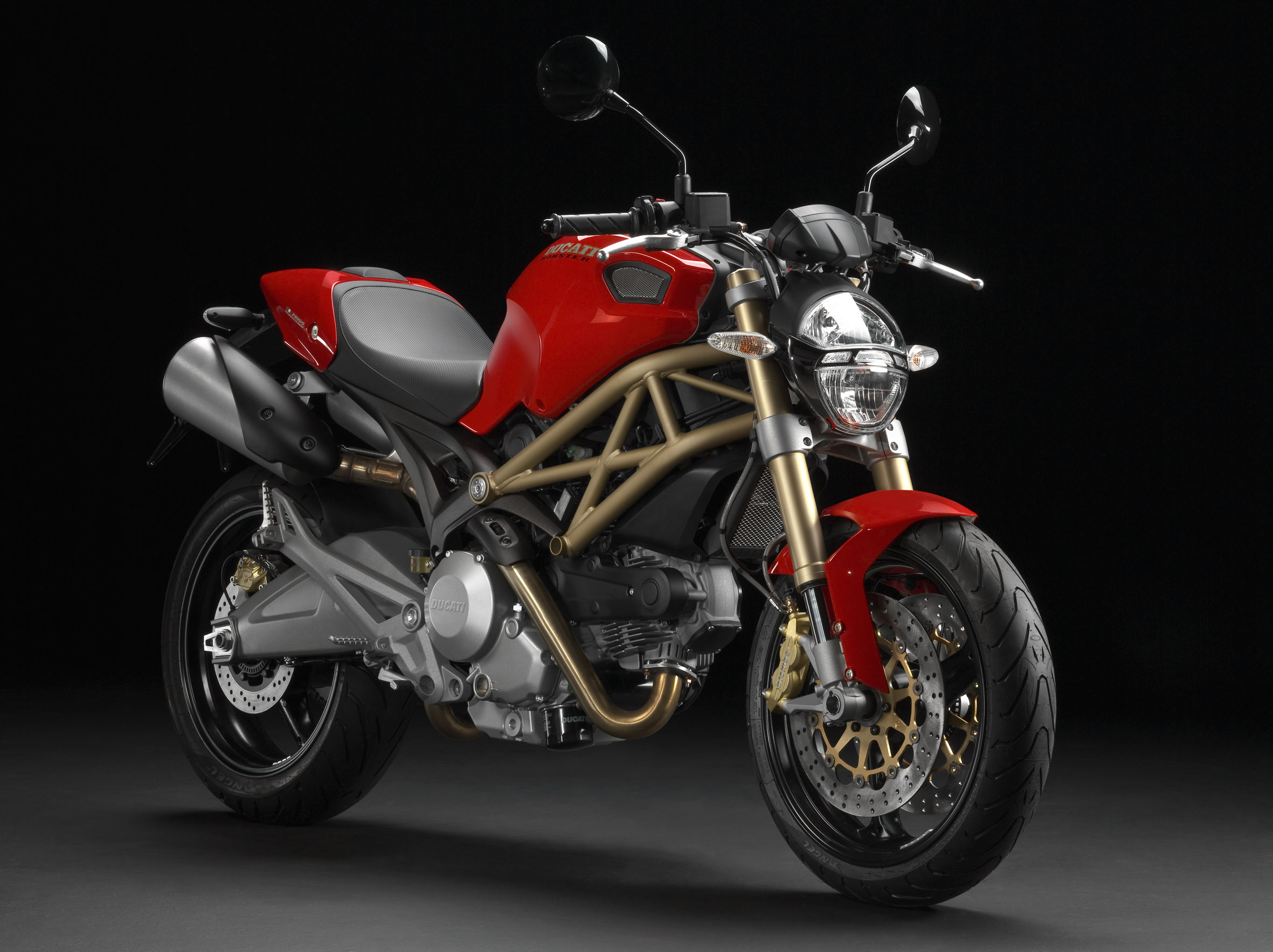 Ducati Monster 696 20th Anniversary 2013 wallpapers #26663