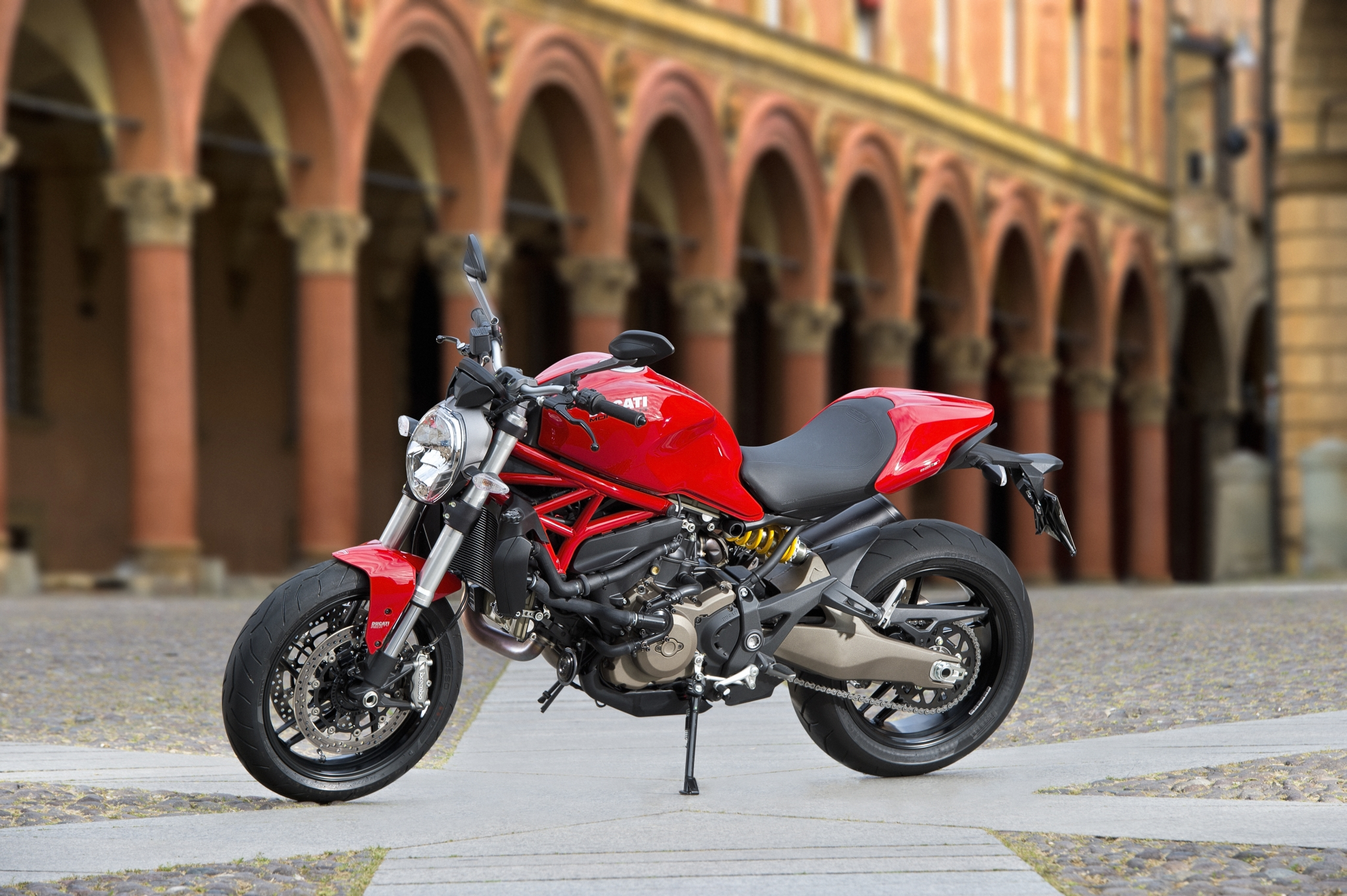 Ducati Monster 821 images #79383