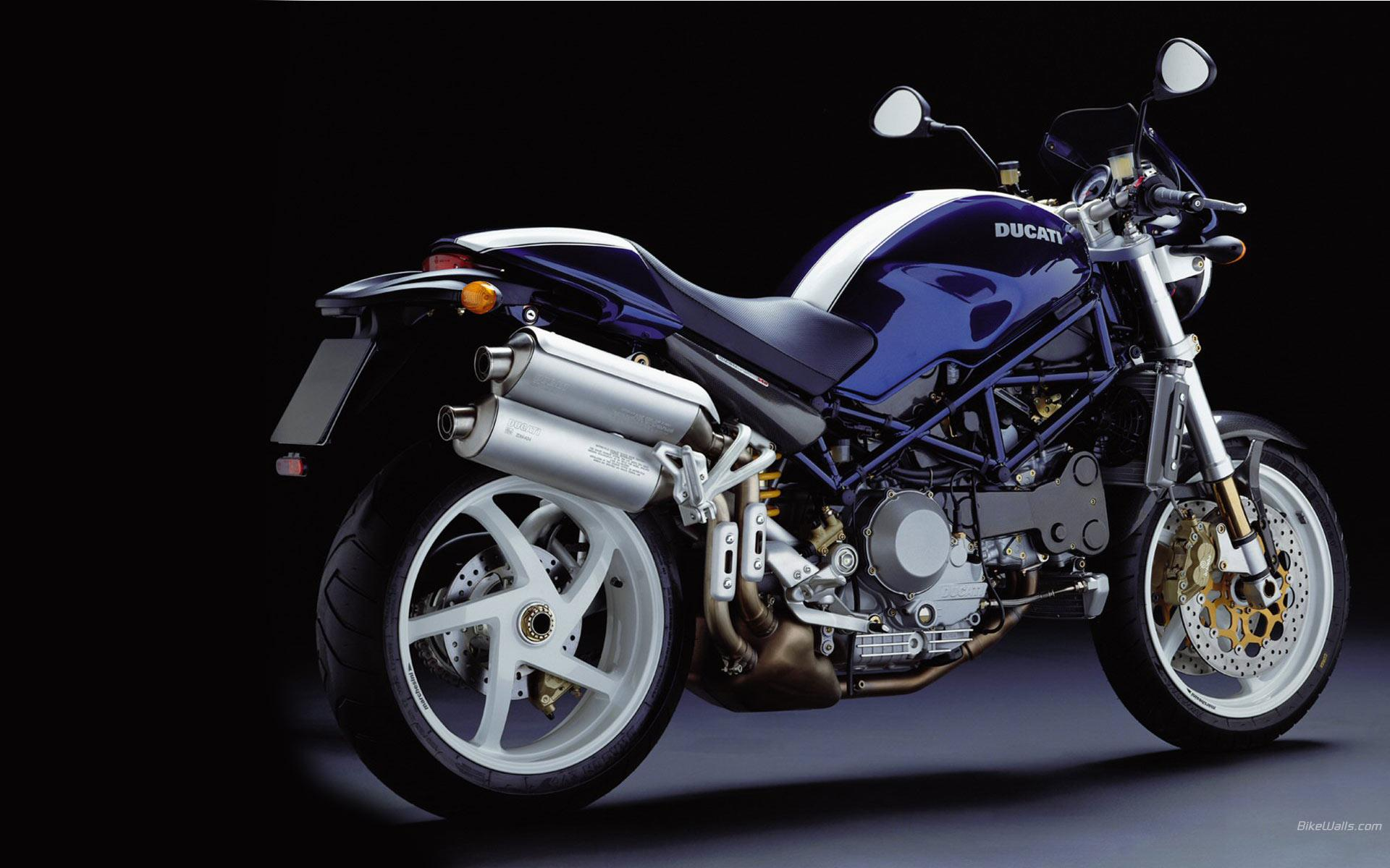 Ducati Monster S4R 2004 wallpapers #11374