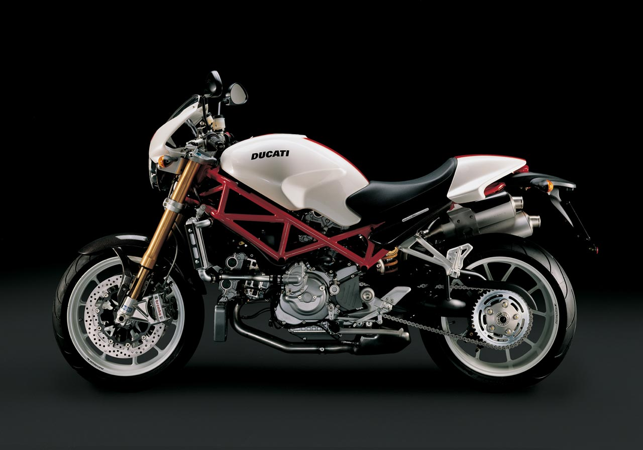 Ducati Monster S4R S Testastretta 2006 wallpapers #11974