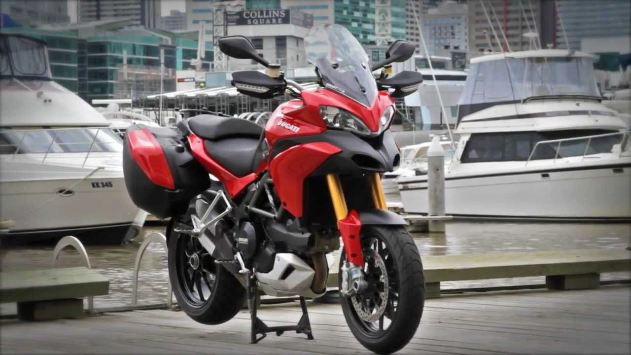 Ducati Multistrada 1200 S Touring wallpapers #163434