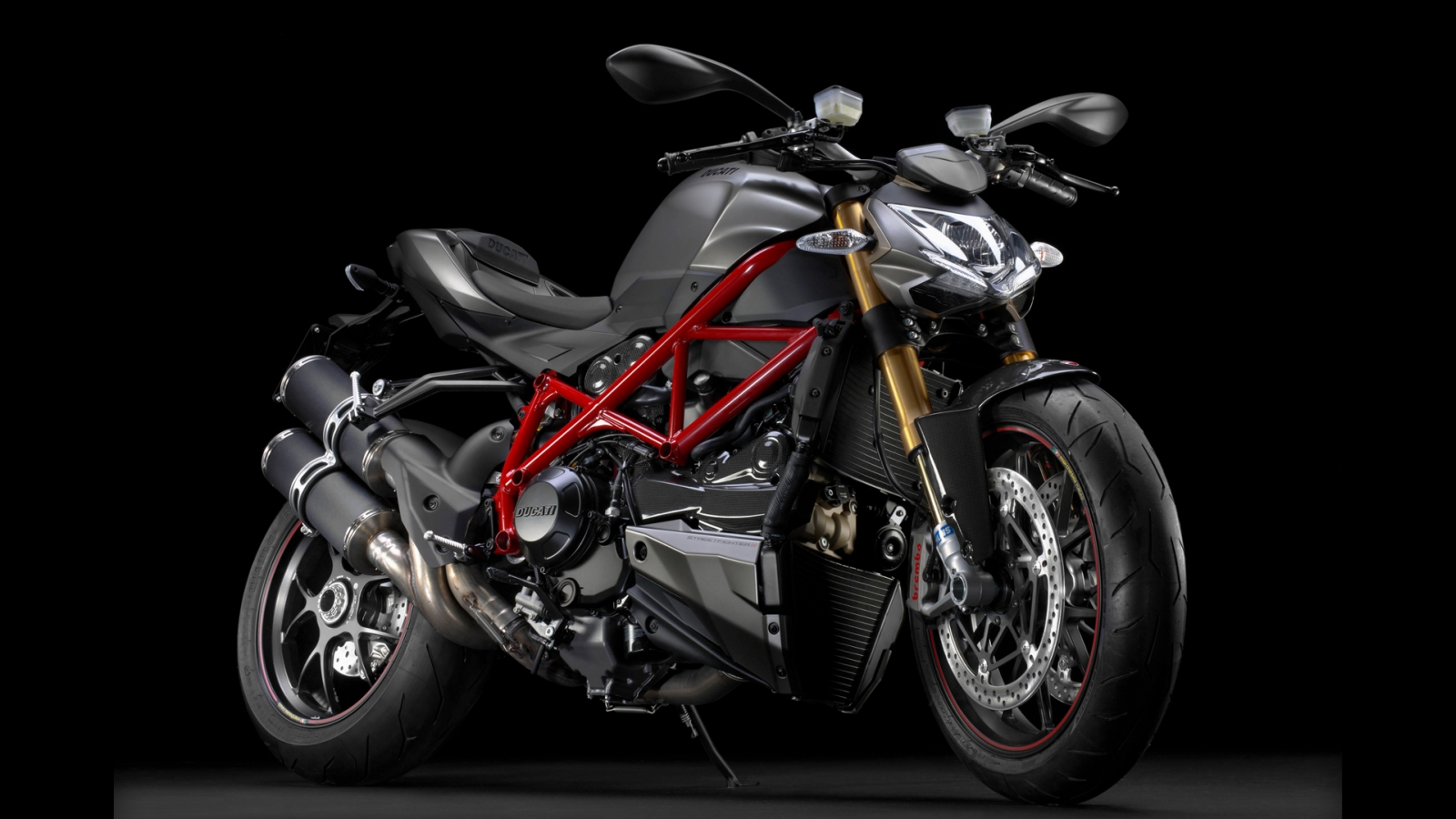 Ducati Streetfighter 2009 wallpapers #12966