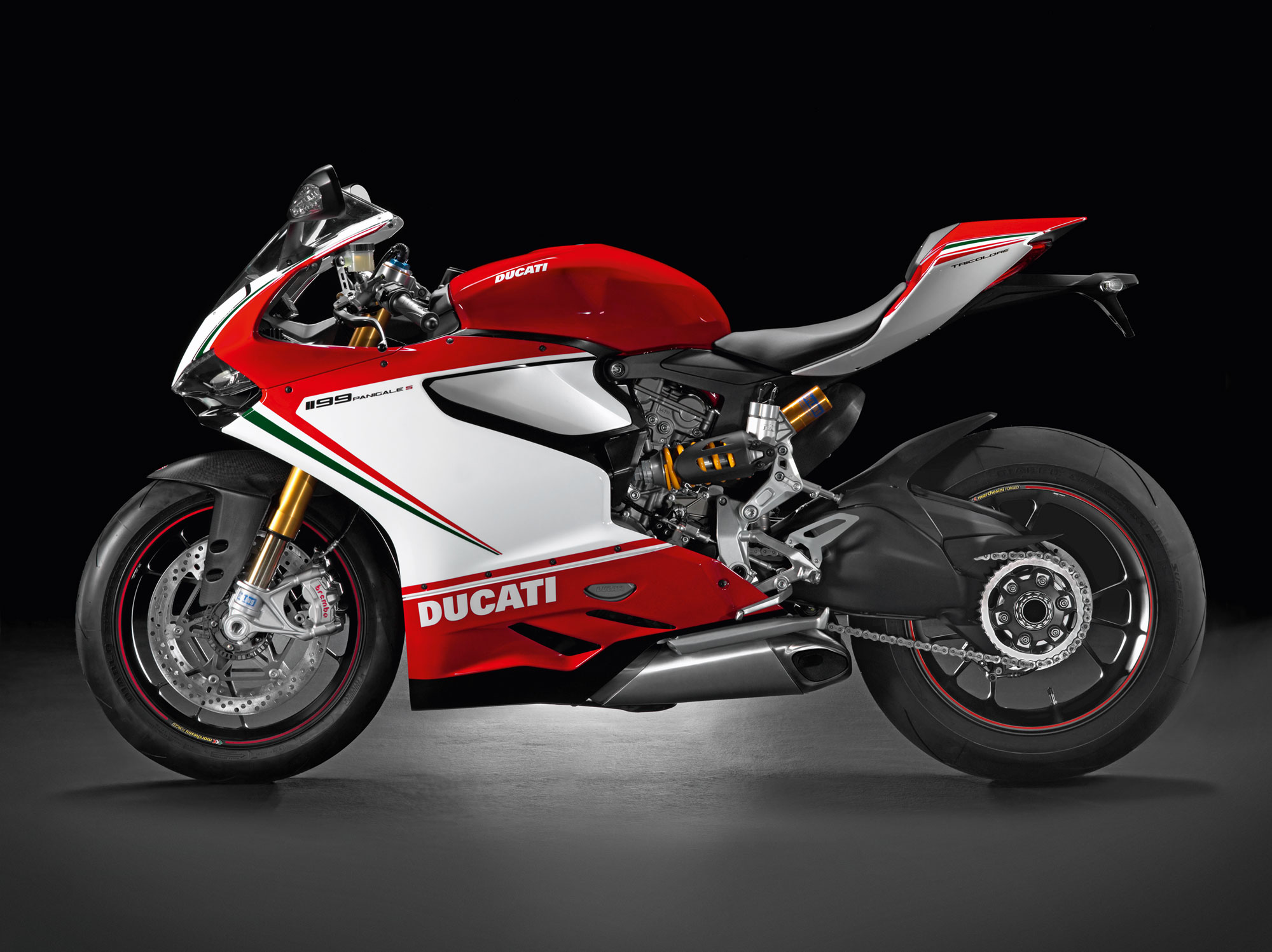 Ducati Superbike 1199 Panigale S 2013 wallpapers #13365