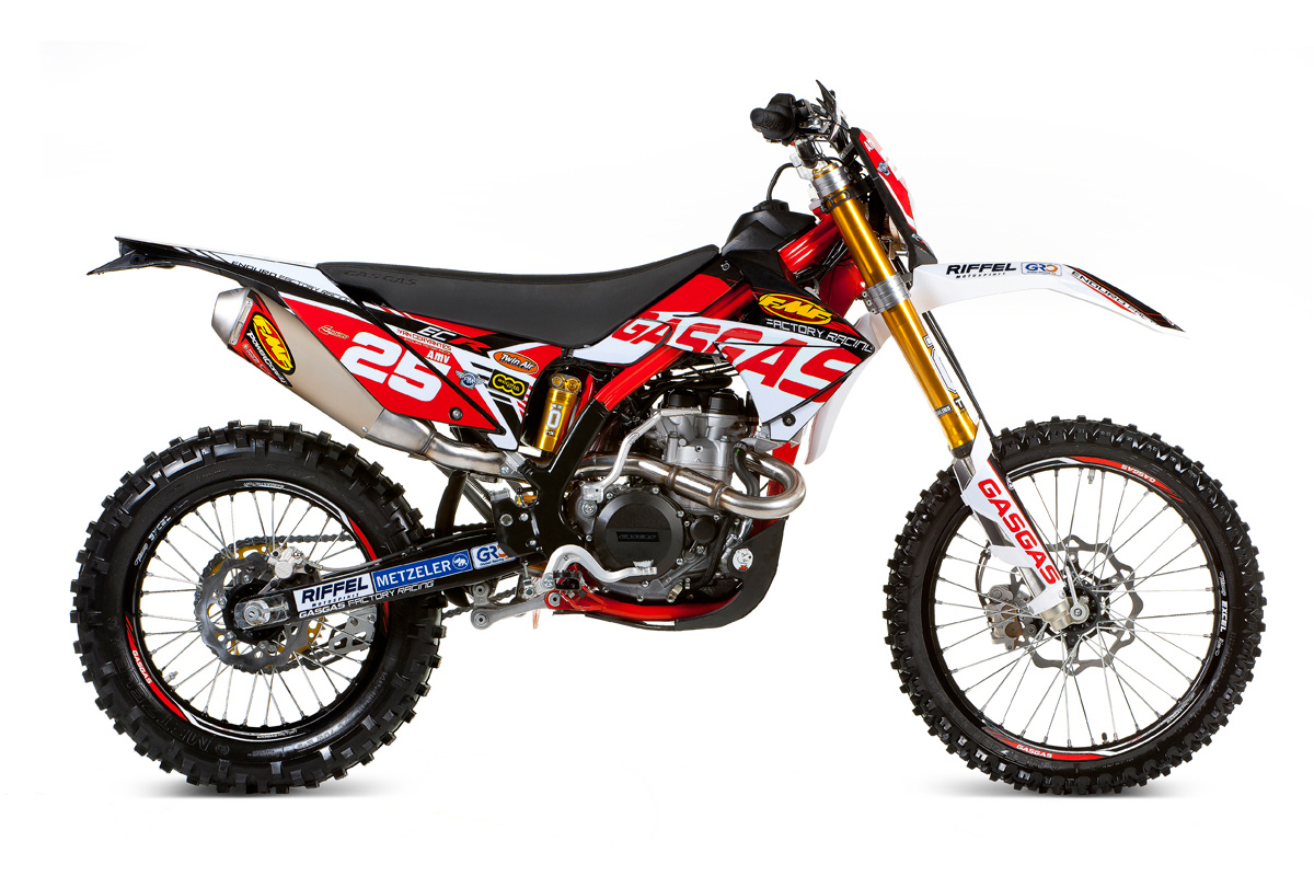 GAS GAS SM 450 images #73543