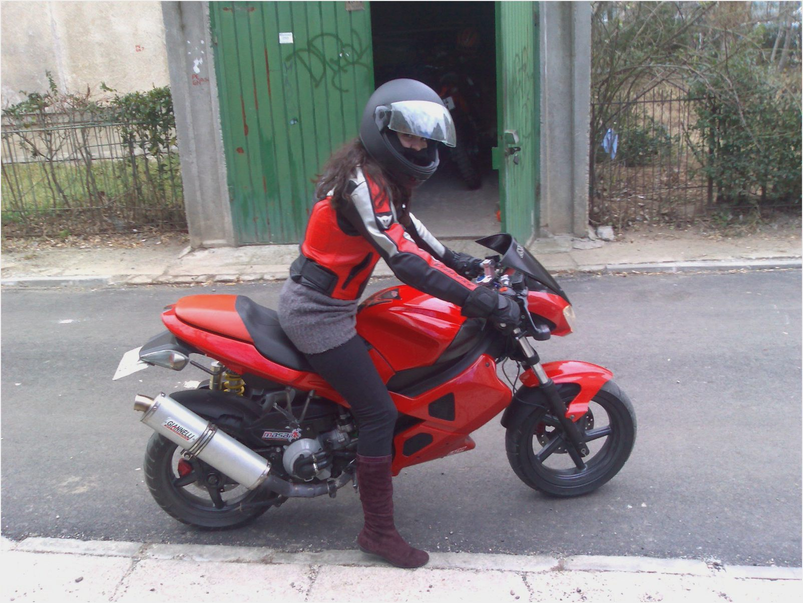 Gilera DNA 125 2004 images #73642
