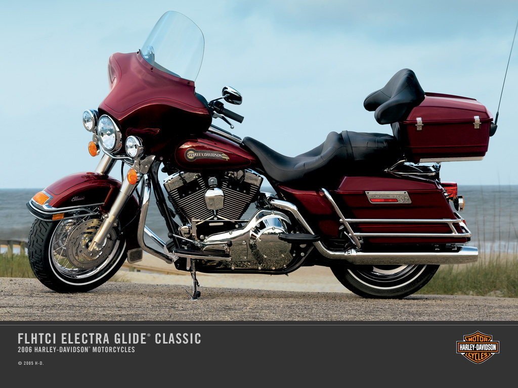 Harley-Davidson FLHTC Electra Glide Classic 2007 pics #18429