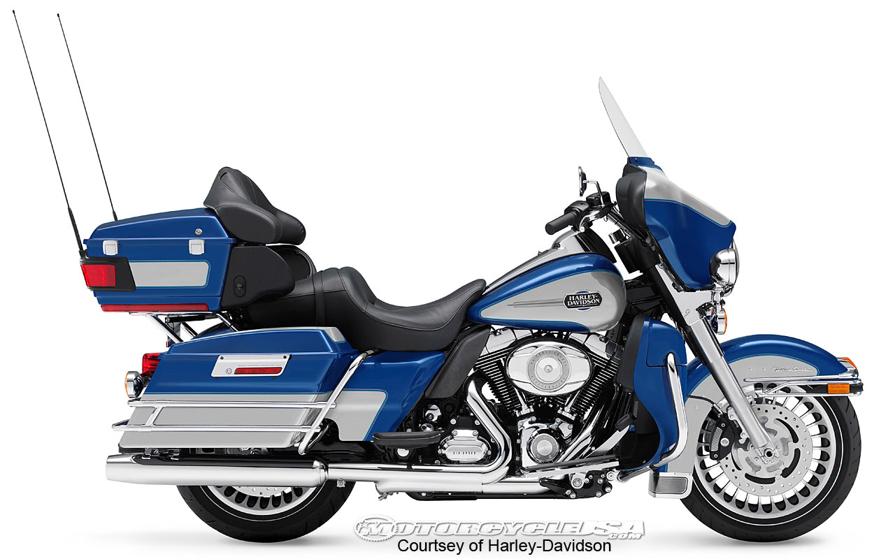 Harley-Davidson FLHTCU Electra Glide Ultra Classic 2010 images #81169