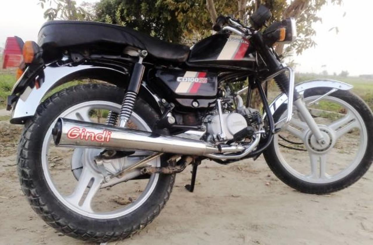 Hero Honda CD 100 SS images #74837