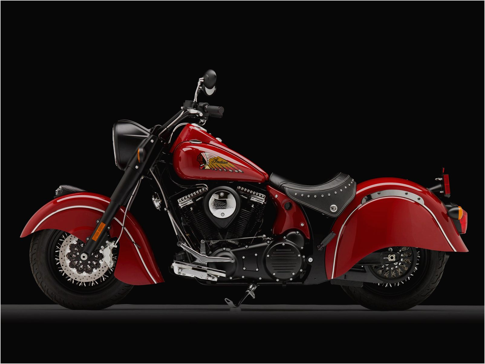 Indian Chief Standard 2009 images #99323