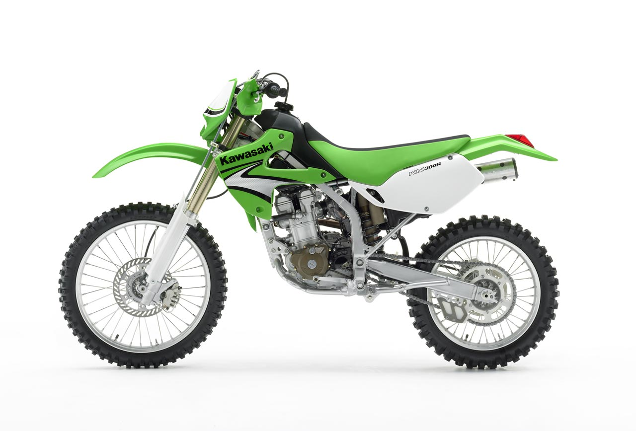 Kawasaki KLX 300 R 2007 wallpapers #142310