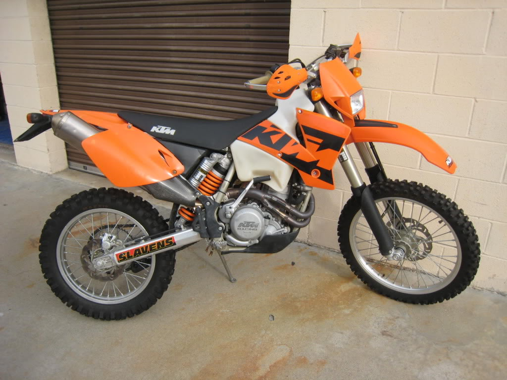 KTM 450 MXC USA wallpapers #161553