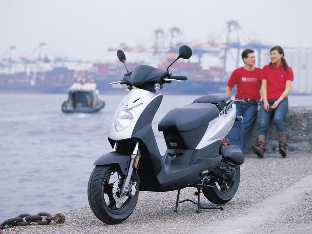 Kymco Agility 50 2008 wallpapers #139537