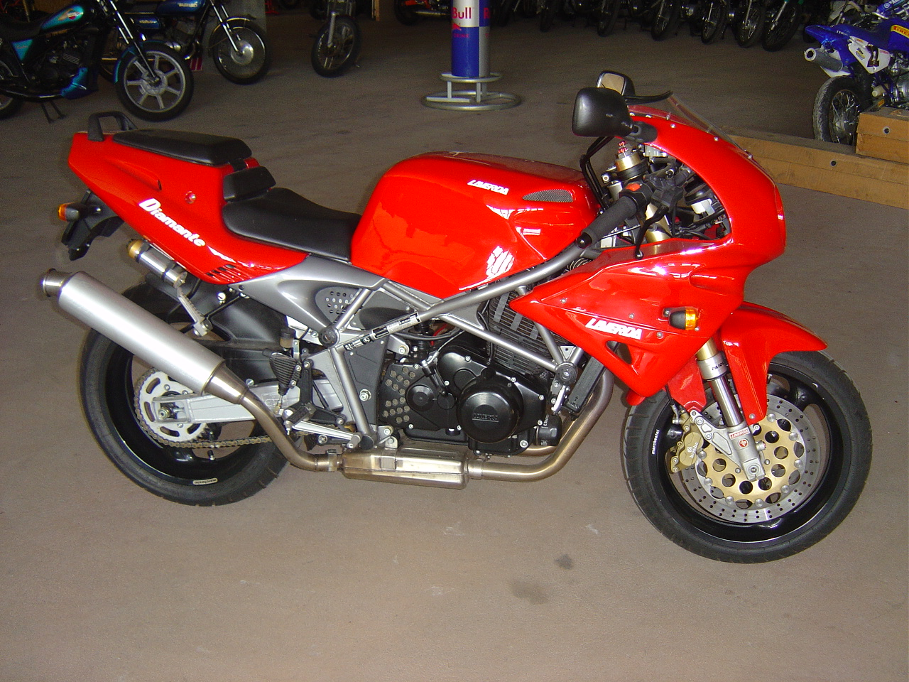 Laverda 650 Ghost Strike images #101800