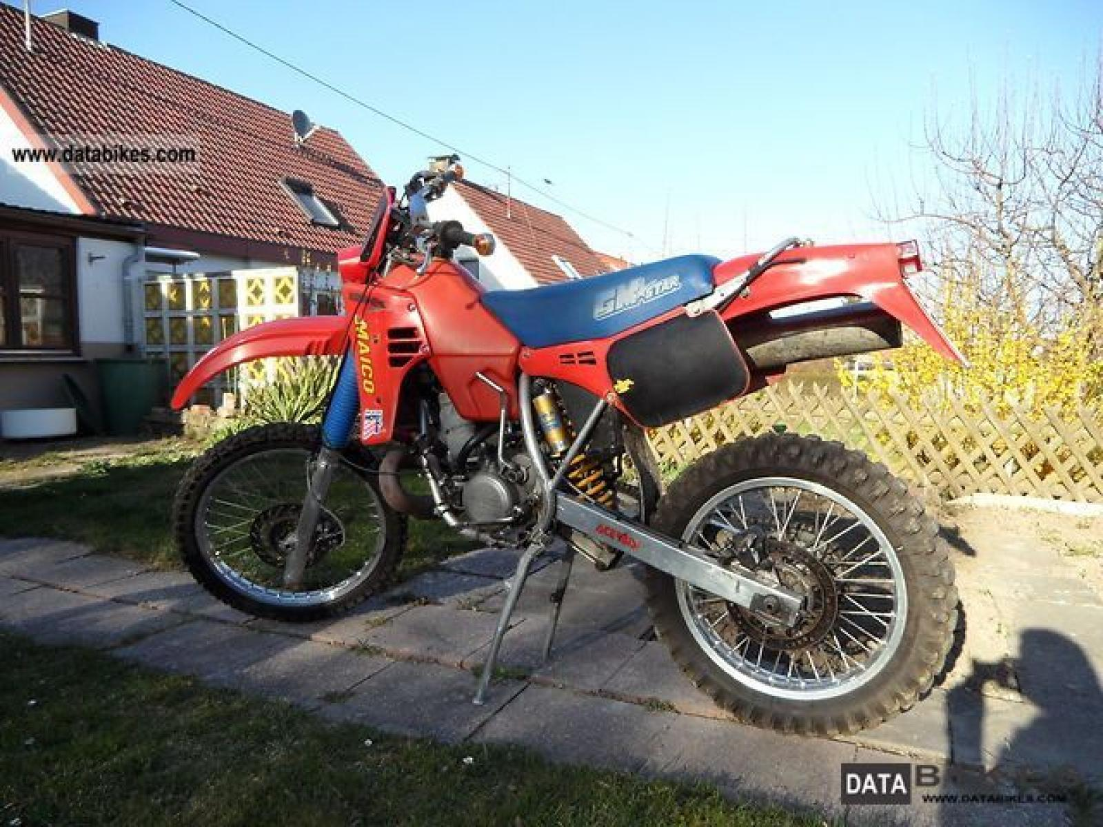 Maico GME 250 1984 images #102389