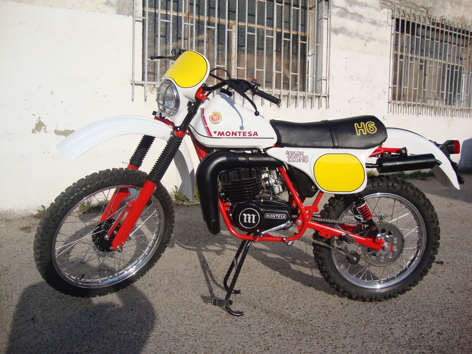Montesa 125 H6 1978 wallpapers #139140