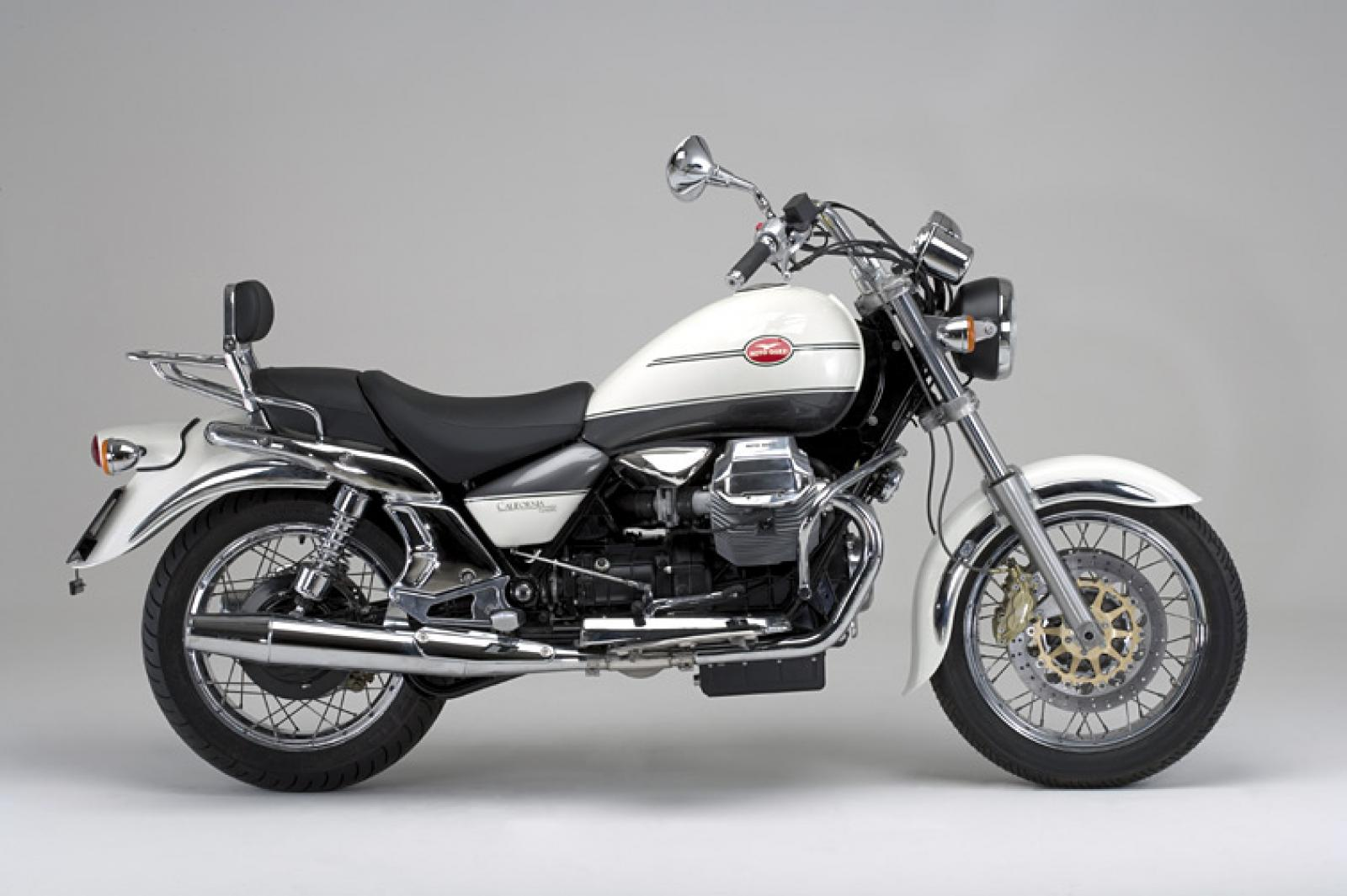 Moto Guzzi California EV 80 2002 images #109400