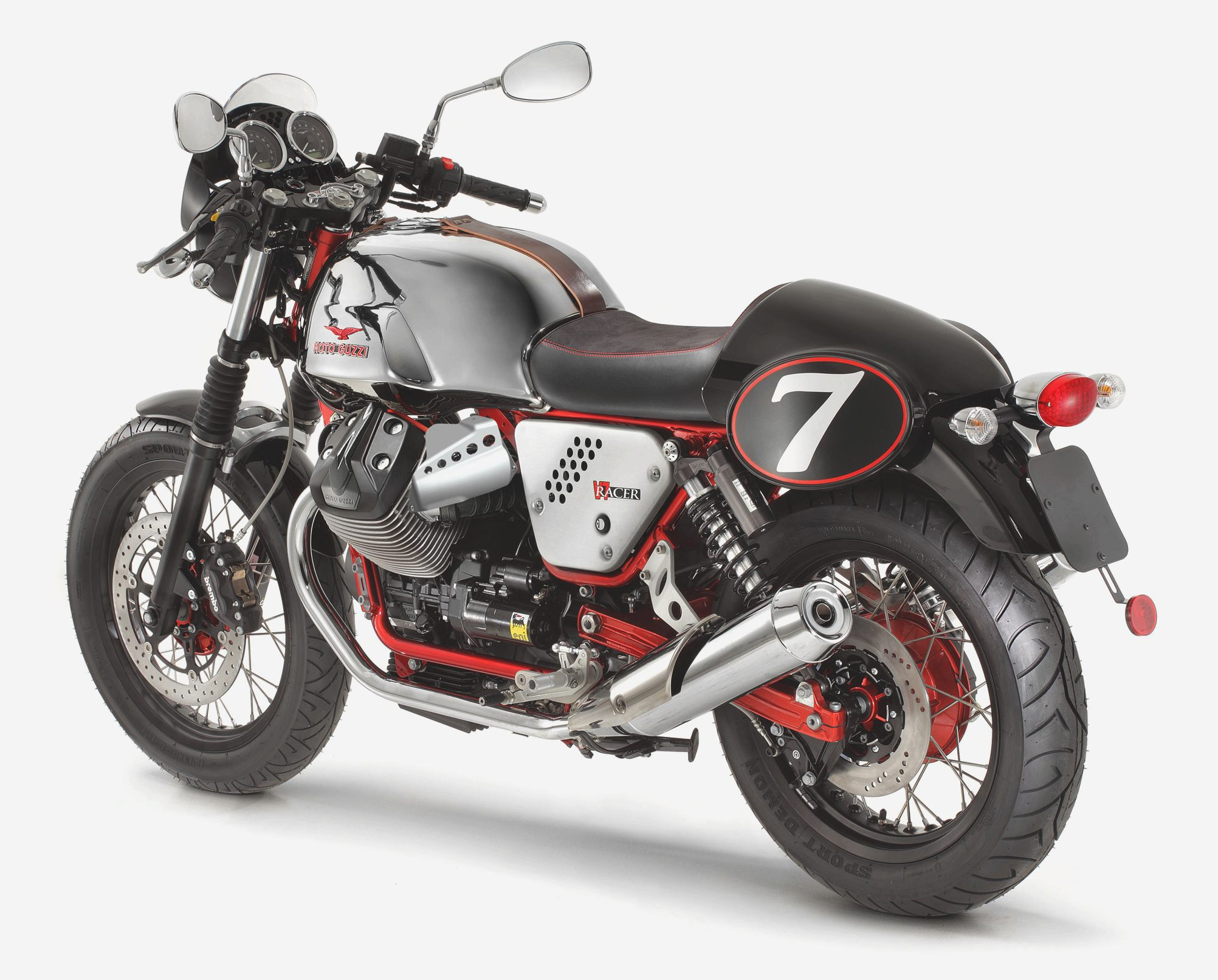 Moto Guzzi V7 Racer Limited Edition 2011 images #109580