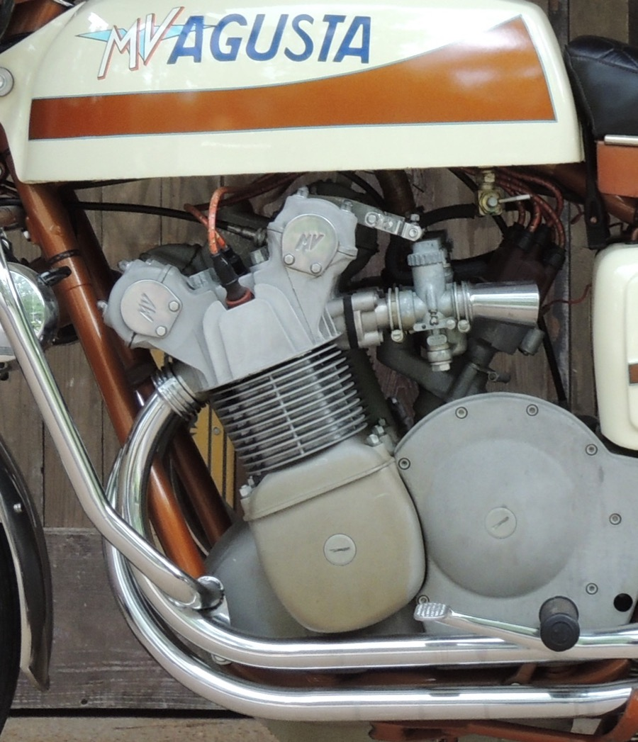 MV Agusta 750 GT 1972 images #113437
