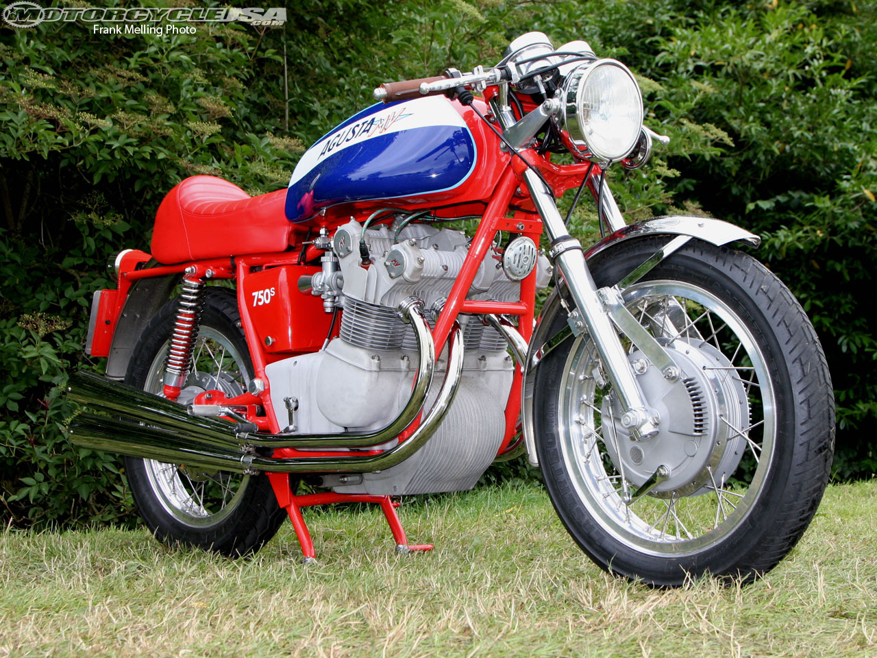 MV Agusta 750 GT 1974 images #113829