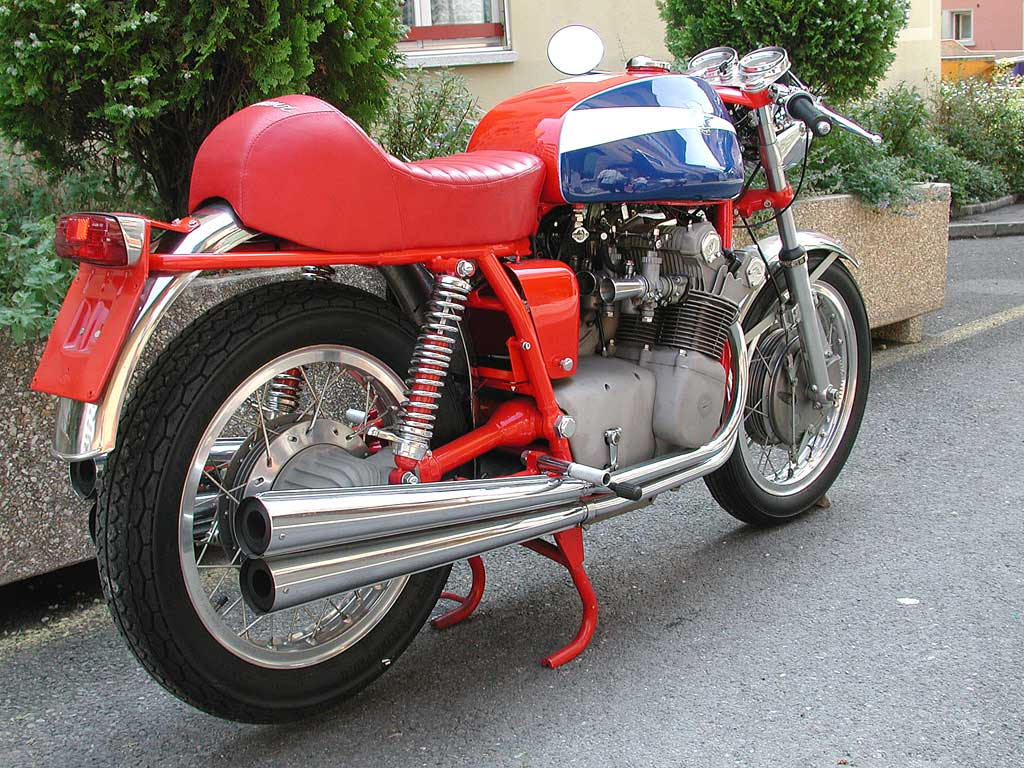MV Agusta 750 S 1972 images #113241