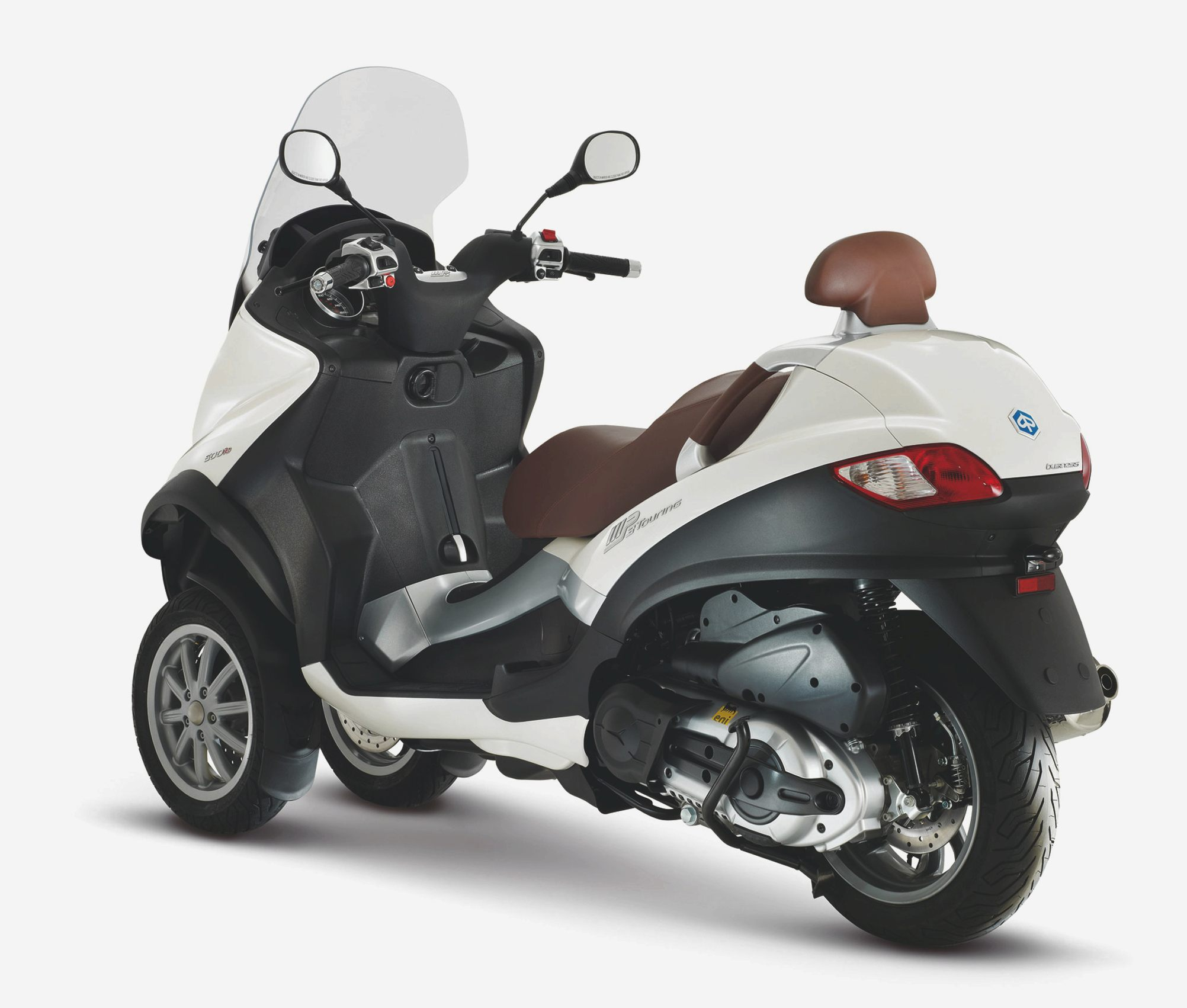 Piaggio MP3 300 Hybrid 2011 images #120538