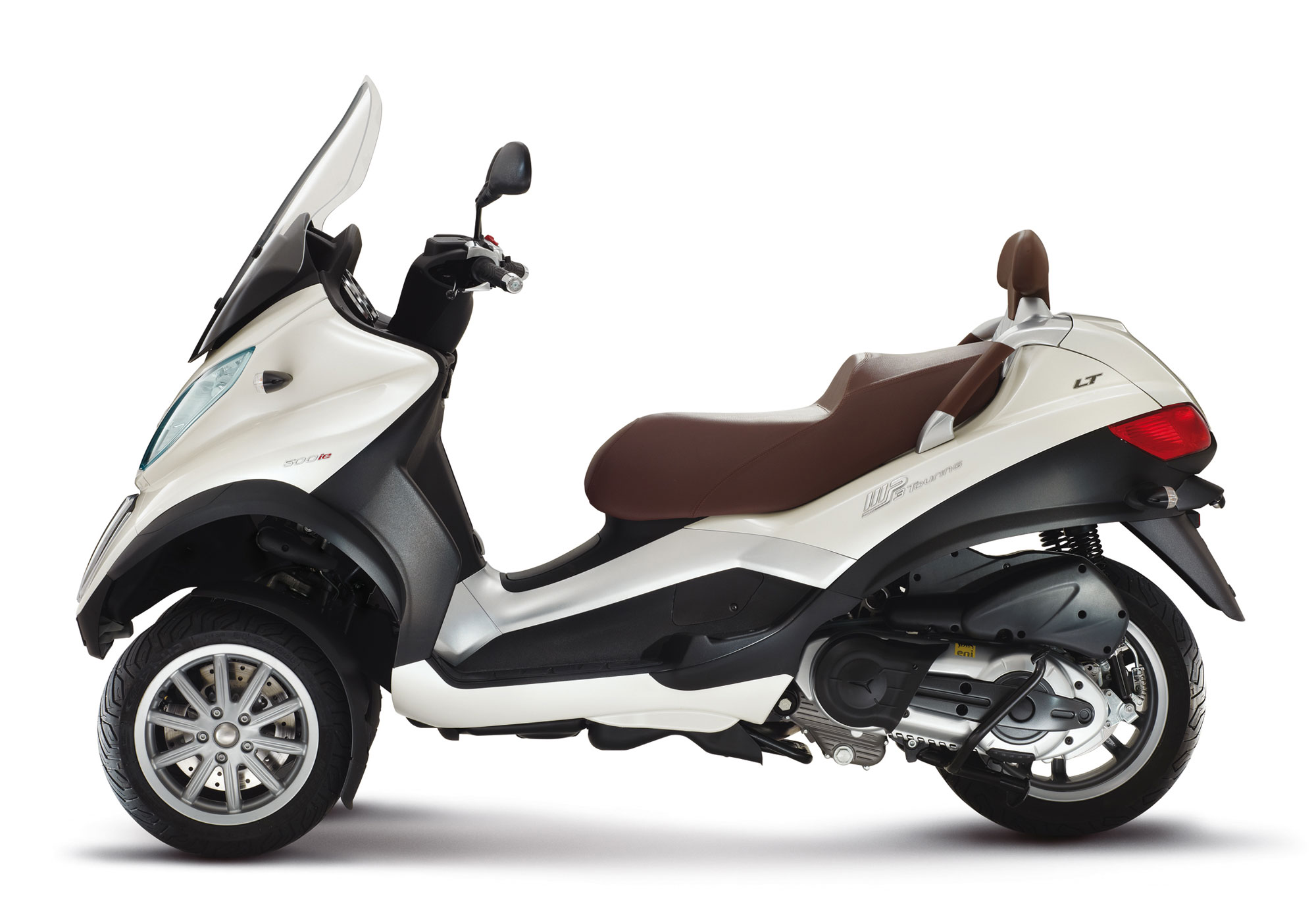 Piaggio MP3 Touring 125 2012 images #120338