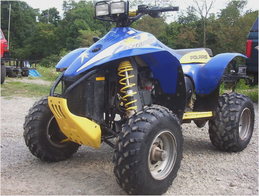 Polaris Scrambler 400 1999 images #120837
