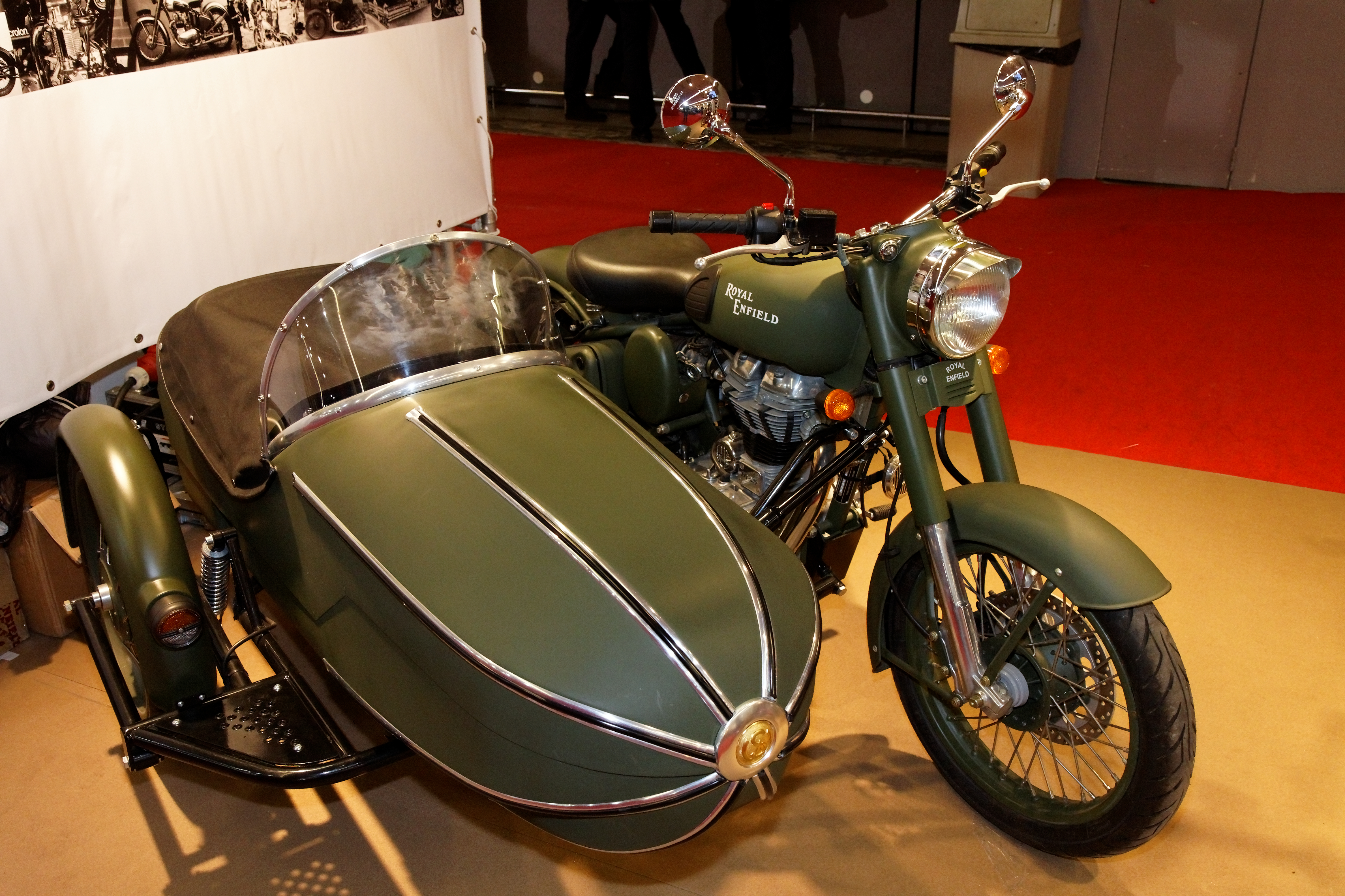 Royal Enfield Bullet 500 Classic 2011 images #123993
