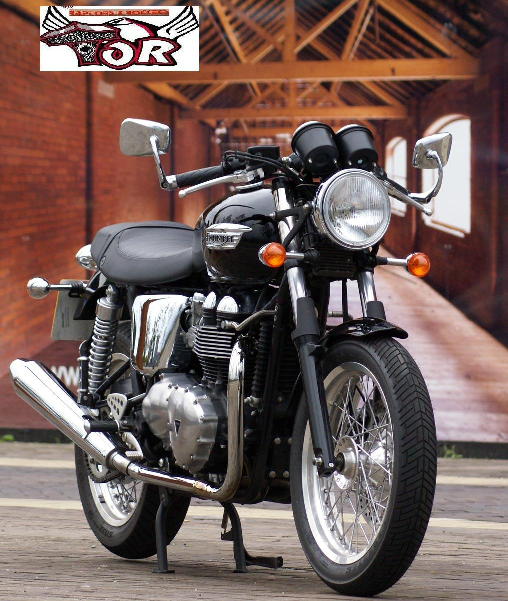 Triumph Bonneville SE 2013 wallpapers #173948