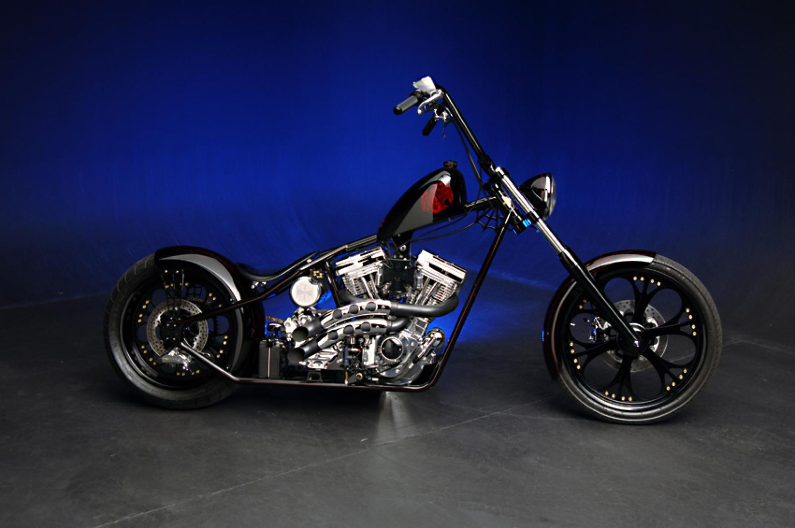 West Coast Choppers CFL II wallpapers #131305