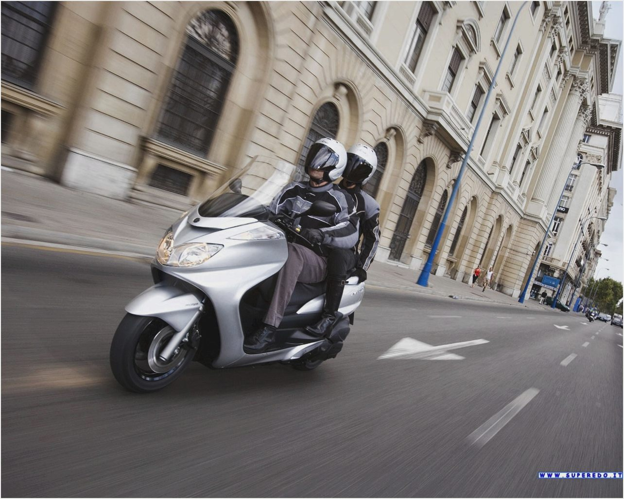 Yamaha Majesty 400 ABS 2008 wallpapers #136167